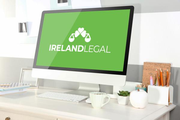 Sample branding #3 for Irelandlegal