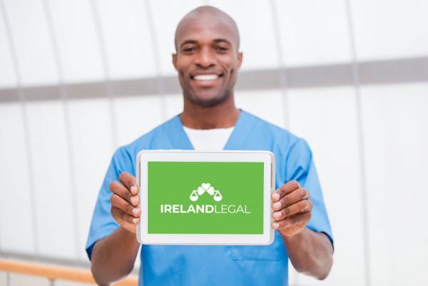 Sample branding #2 for Irelandlegal