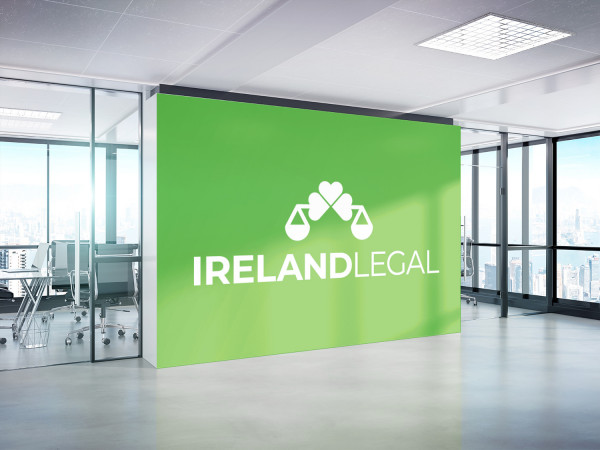 Sample branding #1 for Irelandlegal