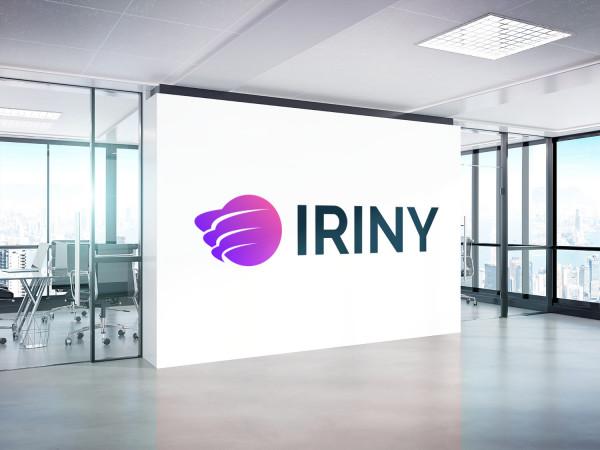 Sample branding #2 for Iriny