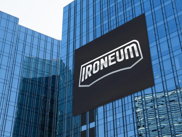 Sample branding #2 for Ironeum