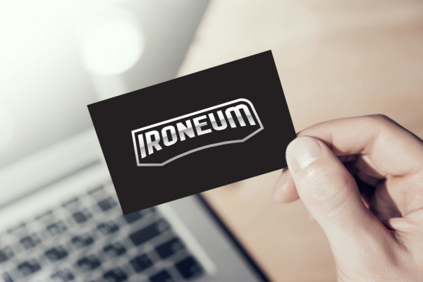 Sample branding #1 for Ironeum