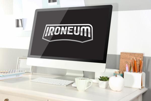 Sample branding #1 for Ironeum