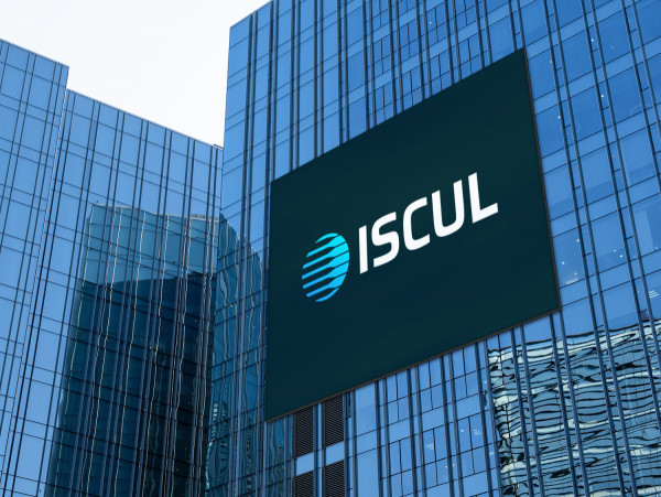 Sample branding #3 for Iscul
