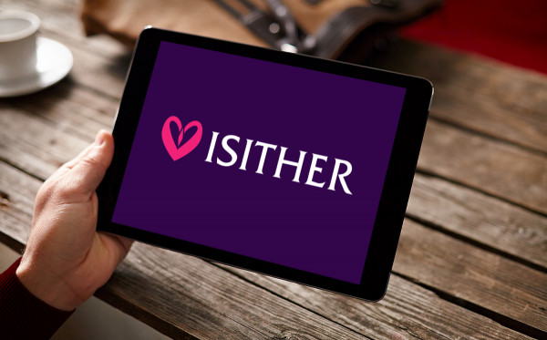 Sample branding #2 for Isither
