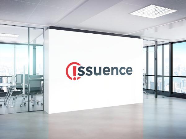 Sample branding #2 for Issuence