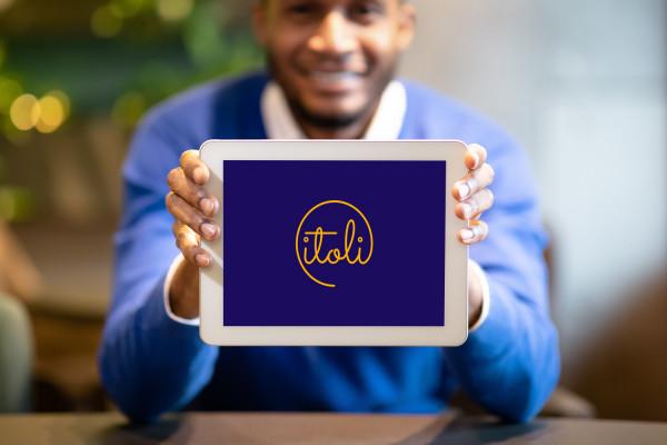 Sample branding #3 for Itoli