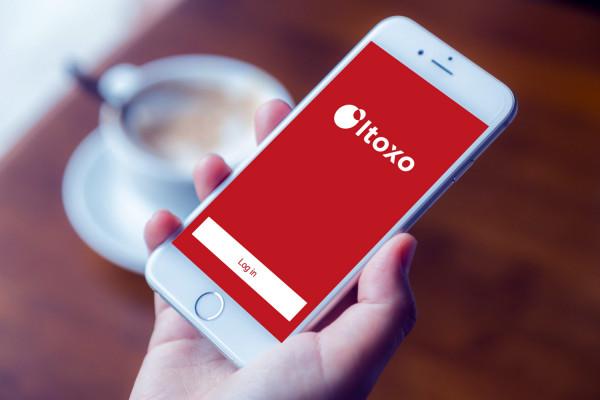 Sample branding #3 for Itoxo