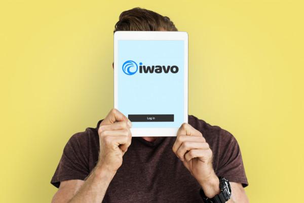 Sample branding #2 for Iwavo
