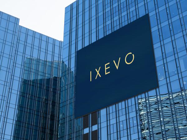 Sample branding #1 for Ixevo
