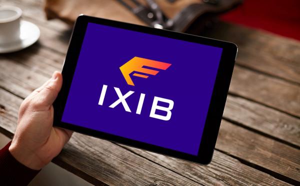 Sample branding #2 for Ixib