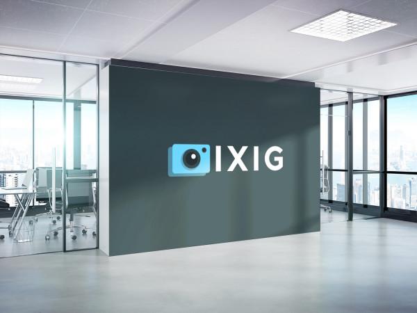 Sample branding #2 for Ixig