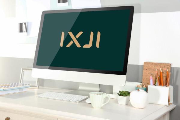 Sample branding #1 for Ixji