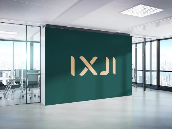 Sample branding #3 for Ixji