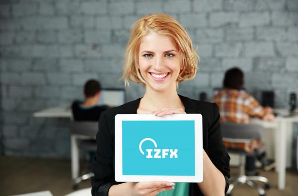 Sample branding #3 for Izfx
