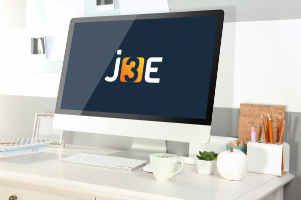 Sample branding #2 for J3e
