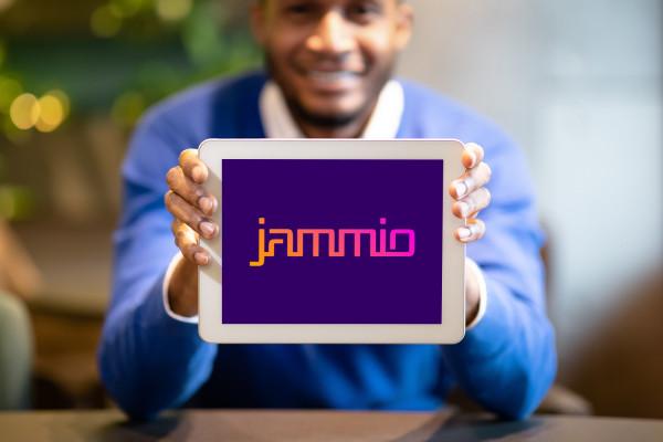 Sample branding #3 for Jammio