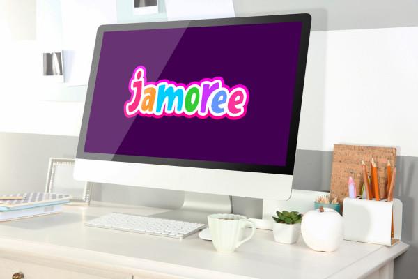 Sample branding #1 for Jamoree