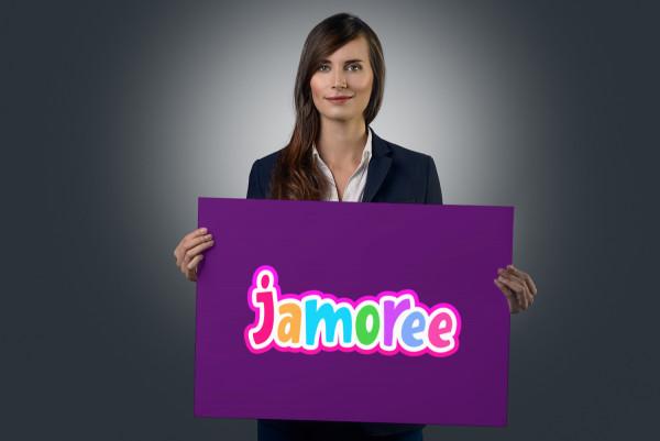 Sample branding #2 for Jamoree