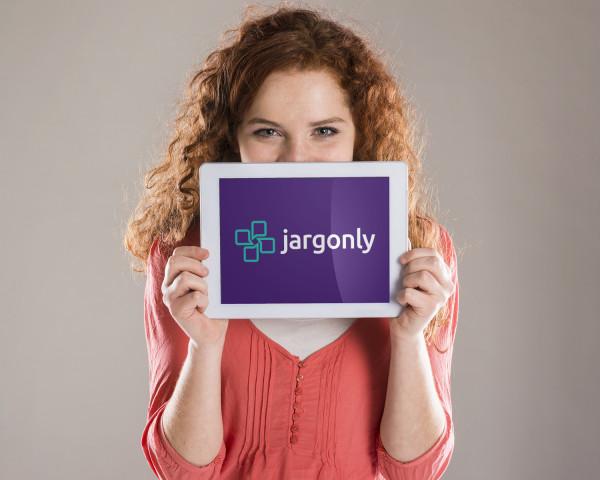 Sample branding #2 for Jargonly