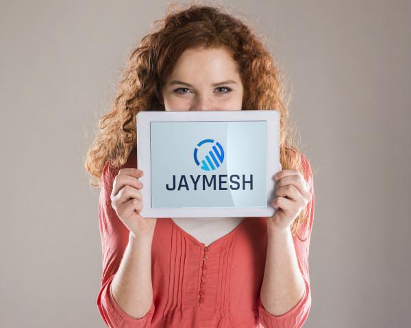 Sample branding #2 for Jaymesh