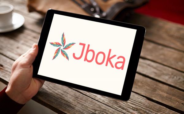 Sample branding #2 for Jboka