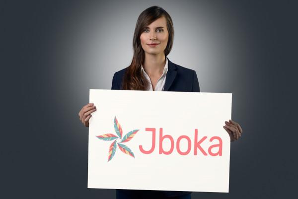 Sample branding #3 for Jboka