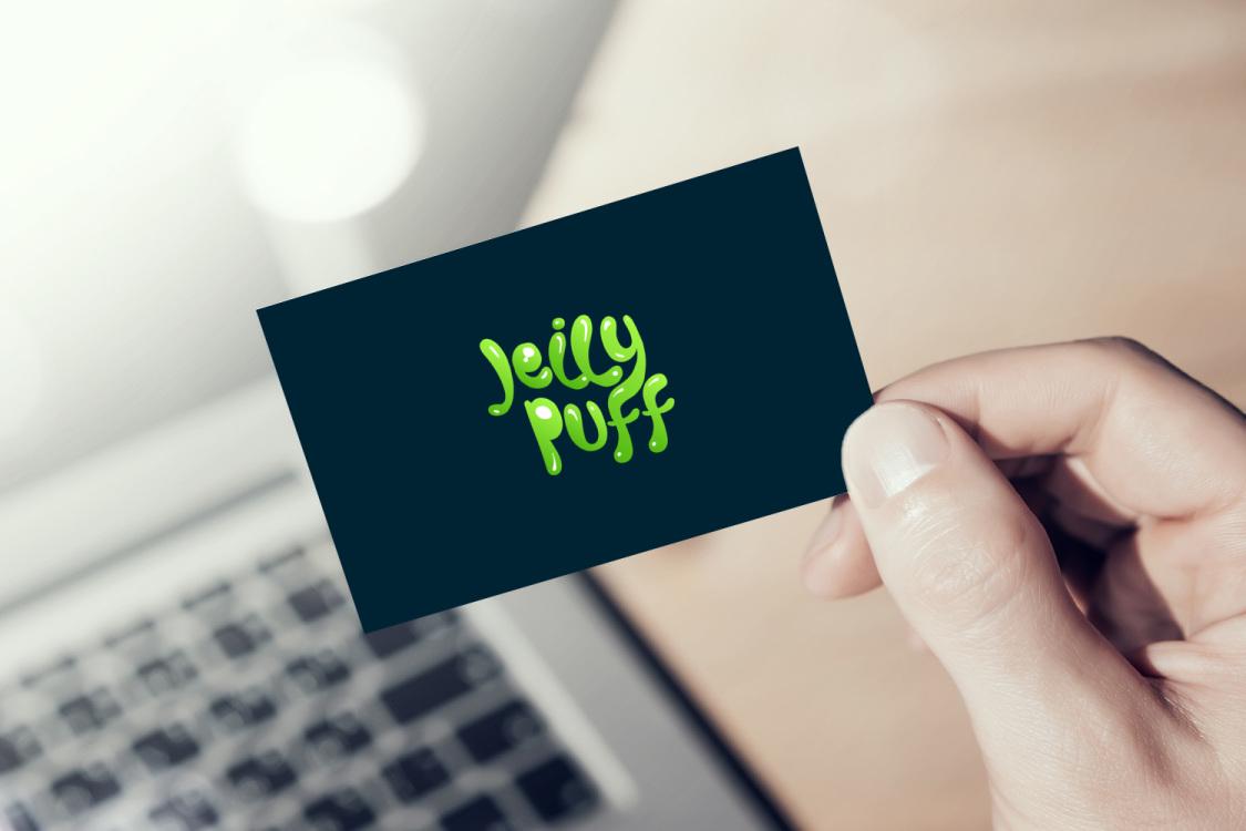 Sample branding #1 for Jellypuff