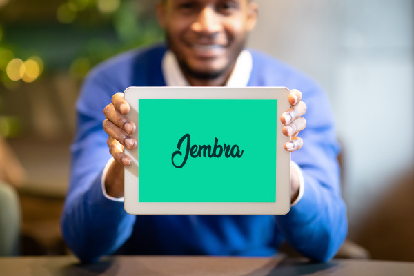 Sample branding #3 for Jembra