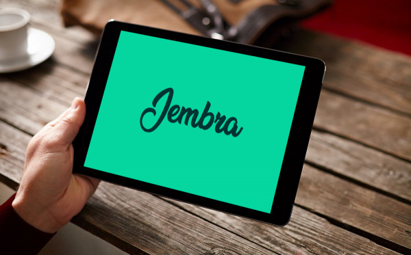 Sample branding #1 for Jembra