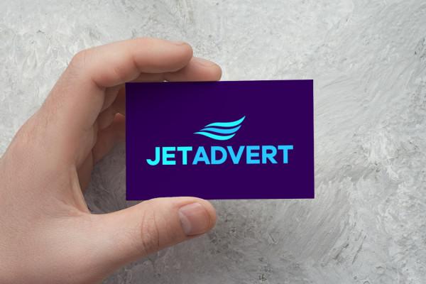 Sample branding #2 for Jetadvert