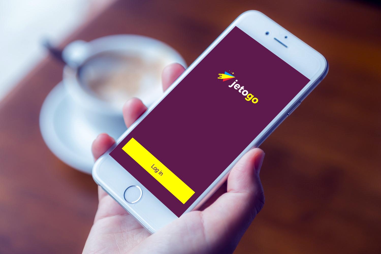 Sample branding #2 for Jetogo