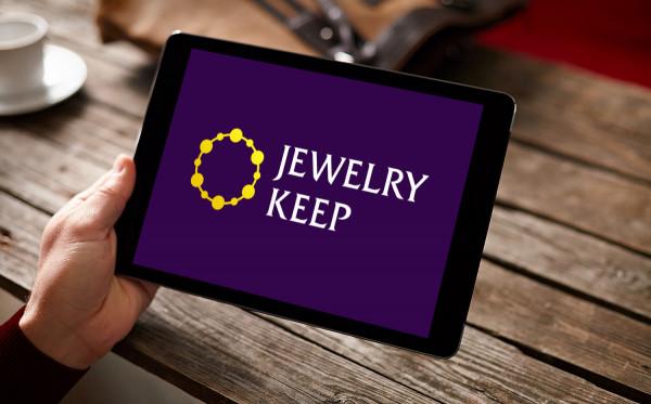 Sample branding #1 for Jewelrykeep