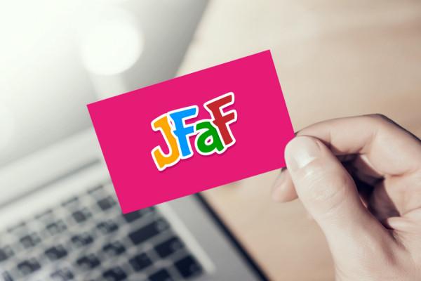 Sample branding #3 for Jfaf