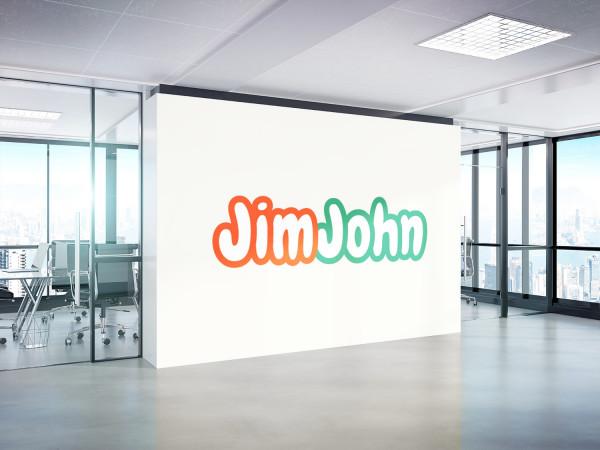 Sample branding #2 for Jimjohn