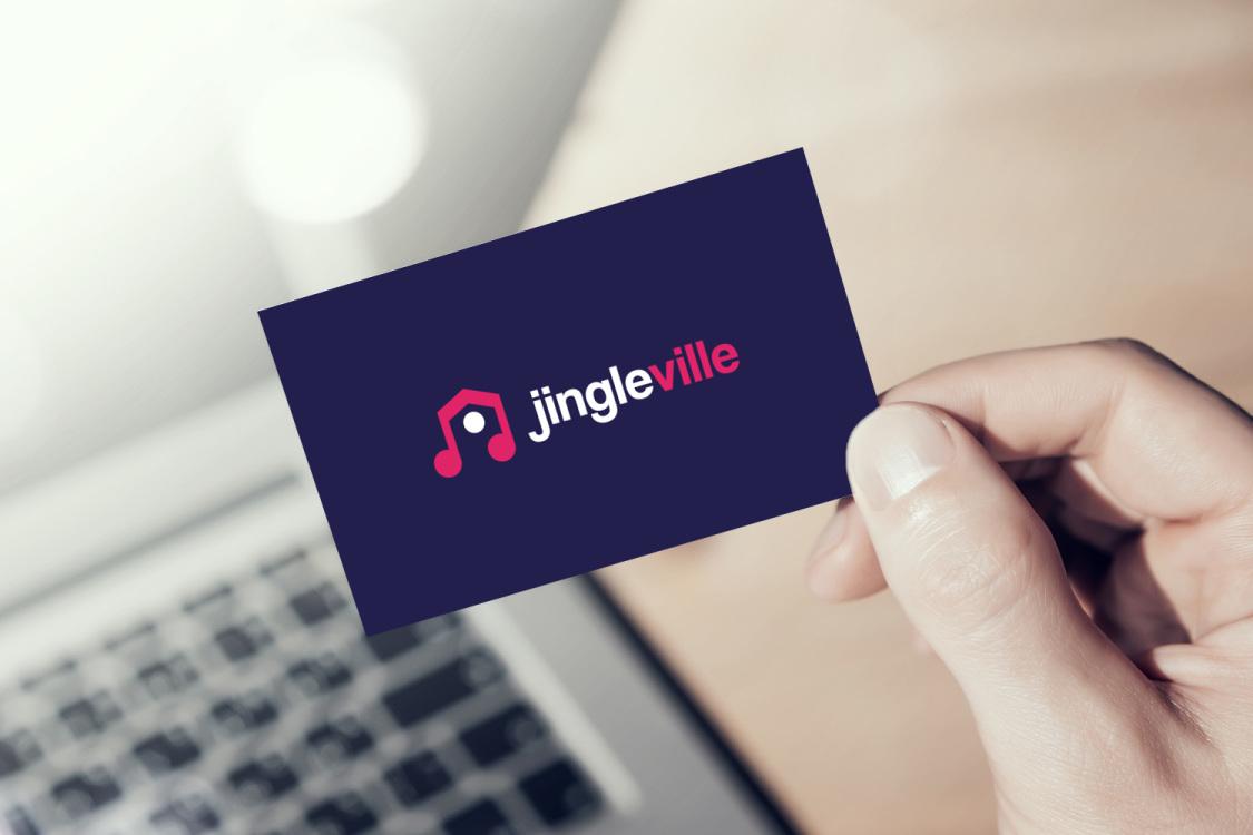 Sample branding #2 for Jingleville