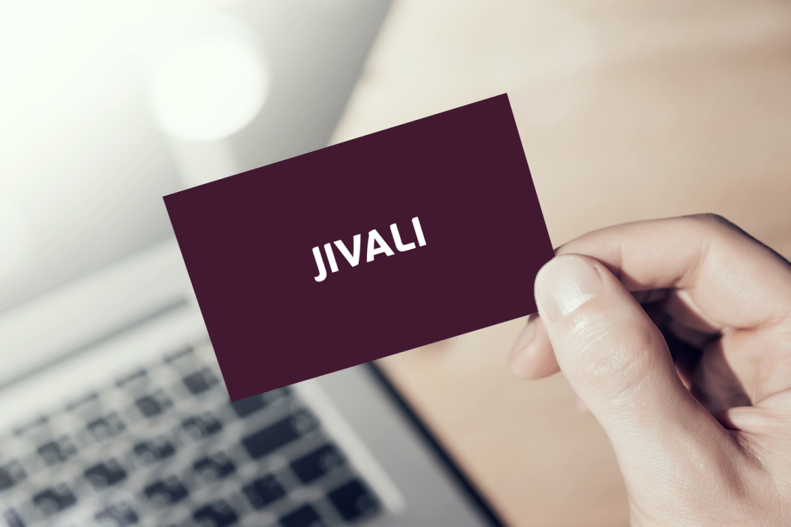 Sample branding #3 for Jivali