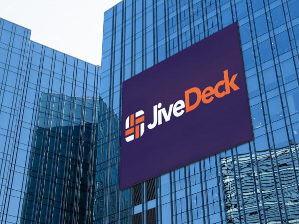 Sample branding #1 for Jivedeck