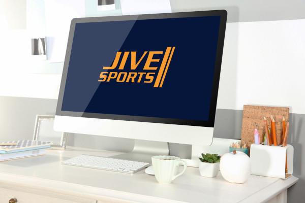 Sample branding #2 for Jivesports