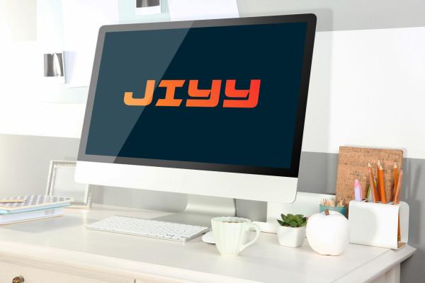 Sample branding #1 for Jiyy