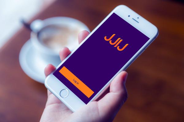 Sample branding #2 for Jjij