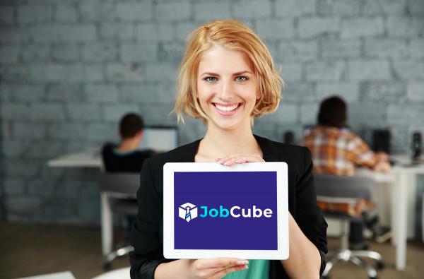 Sample branding #1 for Jobcube