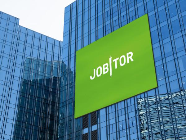 Sample branding #2 for Jobitor