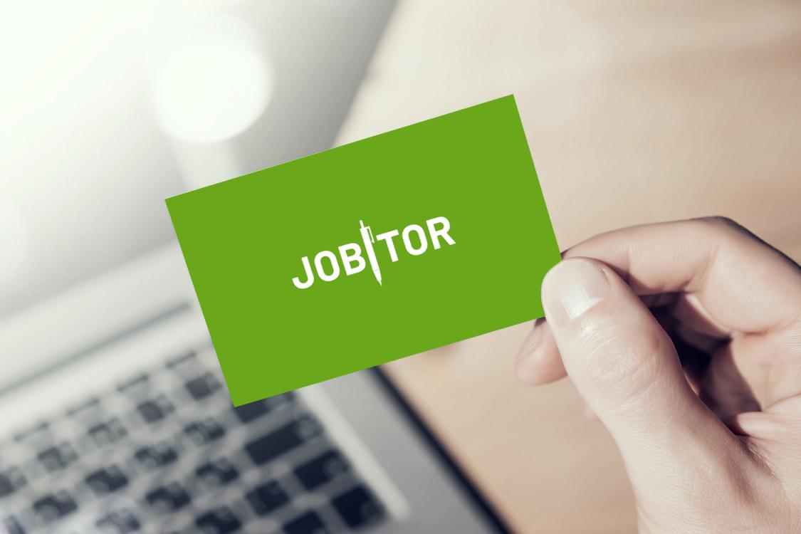 Sample branding #1 for Jobitor