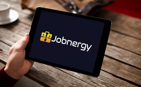 Sample branding #3 for Jobnergy