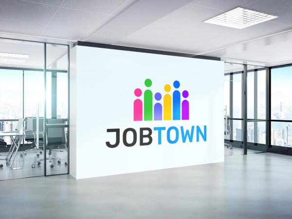 Sample branding #3 for Jobtown