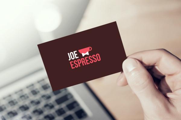 Sample branding #3 for Joeespresso