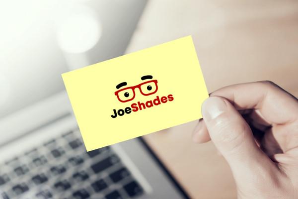 Sample branding #2 for Joeshades