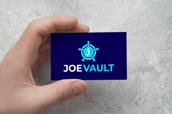 Sample branding #1 for Joevault