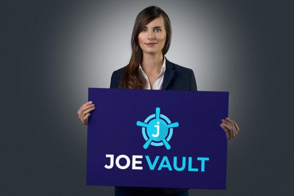Sample branding #2 for Joevault